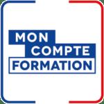 Logo CPF Mon Compte Formation